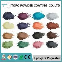 Wholesale Outdoor Steel Structure Matte Powder Coat, RAL 1003 Hammertone Powder Coat from china suppliers