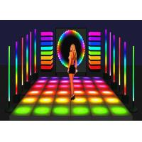 Wholesale Aluminum SMD P7.2 LED Illuminated Dance Floor Rental High Definition Video from china suppliers
