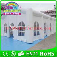Wholesale Hot sale inflatable tent for events Huge inflatable building Cube inflatable air structur from china suppliers