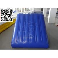 Wholesale Outdoor Floating Inflatable Theme Park Blue Customized For Kids from china suppliers