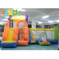 Wholesale Inflatable Jumping Castle For Sale Combo Games With Slide CE Blower from china suppliers