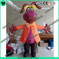 Wholesale Event Advertising Inflatable Dog Costume Animal Cartoon/Parade Inflatable from china suppliers