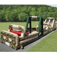 Buy cheap inflatable obstacle course from wholesalers