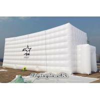 Buy cheap Customized 13m Advertising Inflatable Cube Tent for Party and Wedding from wholesalers