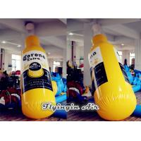 Wholesale Inflatable Bottle Model with Printing Logo for Party, Event and Shop from china suppliers
