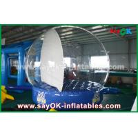 Wholesale 3m / 4M / 5m DIA Inflatable Snow Ball With 0.6mm PVC For Christmas from china suppliers
