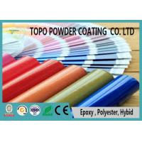 Wholesale RAL 2007 Luminous Bright Orange Polyester Powder Polymer Powder Coating from china suppliers