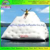 Wholesale Factory Outlet Inflatable Iceberg Inflatable Climbing Inflatable Floating Island For Sale from china suppliers