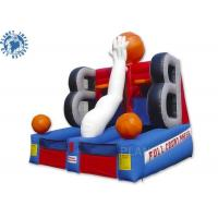 Wholesale Full Court Press Basketball Inflatable Sports Games For Party Rental from china suppliers