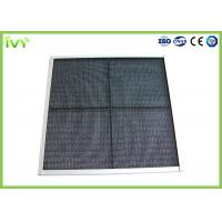 Wholesale Aluminum Frame Washable Air Filter , Nylon Net Filter 200Pa Final Pressure Drop from china suppliers