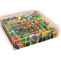 Wholesale Indoor Playgrounds LJ-0101 from china suppliers