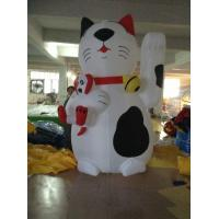 Inflatable advertising cat / inflatable advertising lucky cat / inflatable promotion