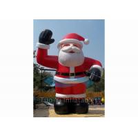 Wholesale Popular Giant Advertising Balloons Santa Claus Helium Ballon For Decoration from china suppliers