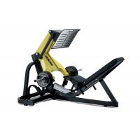 Wholesale Seated Hammer Strength Plate Loaded Equipment / Cybex Leg Press Machine from china suppliers