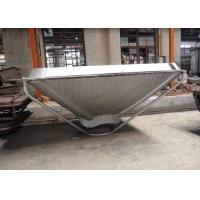 Quality Four Corners Roof Rotational Moulding Galvanized Iron Without Scratch for sale