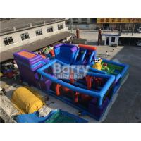 China Planning And Design Indoor Bounce Inflatable Theme Amusement Park  For Kids on sale