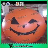 Wholesale Halloween Party Inflatable Pumpkin Decoration Helium Ball from china suppliers