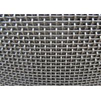 Wholesale AISI Micron Filter Stainless Steel Wire Mesh For Sieving / Protection from china suppliers