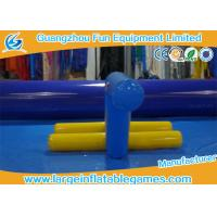 Quality Outdoor Inflatable Water Park Games Inflatable Water Toys Float Horse Water for sale