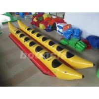 Wholesale Double Lane Inflatable Banana Boat (BB20) from china suppliers