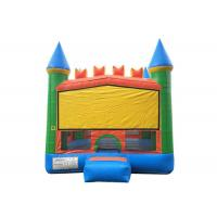 Wholesale Perfect Inflatable Toys Outdoor Funny banner Customized Bouncy Castle from china suppliers