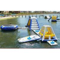 Wholesale Giant Ocean Play Inflatable Water Park For Water Sports from china suppliers