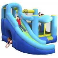 Wholesale Renting Outdoor Inflatable Jumpers Bouncers & Slide Combo For Kids from china suppliers