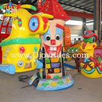 Wholesale Amusement Park Equipment Kiddie Rides Plane from china suppliers