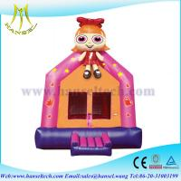 Wholesale Hansel small bouncing castles/inflatable castle/pvc bounce house from china suppliers