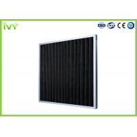 Wholesale Chemical Activated Carbon Air Filter F1 DIN 53438 Flammability To Remove Odors from china suppliers