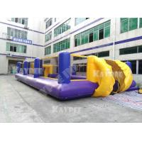 Wholesale Inflatable human foosball,inflatable football game, soccer,inflatable sport game from china suppliers