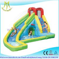 Wholesale Hansel kids indoor trampoline bed,bounce houses,inflatable water park from china suppliers