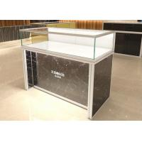 Shopping Mall / Retail Jewelry Store Showcases Display Cabinet OEM / ODM Design