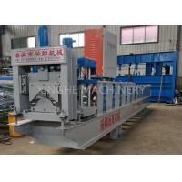 Wholesale Color Steel Galvanized Aluminum Sheet Metal Glaze Roof Ridge Cap Roll Forming Machine from china suppliers