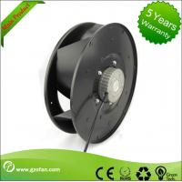 Wholesale EC Motor Fan , Centrifugal Blower Fan With Brushless DC Electric Motor from china suppliers