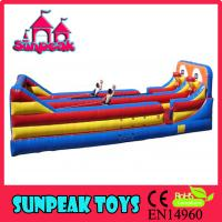 Wholesale SP-1346 Bungee Hoop Shootout Inflatable Basketball Game from china suppliers