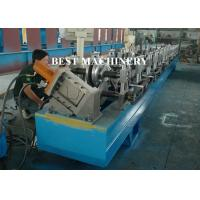 Wholesale Half Round Water down Gutter Profile Cold Roll Forming Machine from china suppliers