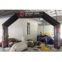 Wholesale 2014 hot sell inflatable finish line arch  for outdoor advertisement from china suppliers