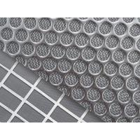 China Punching Plate Sintered Stainless Steel Wire Mesh 1um High Mechanical Strength on sale