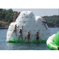 Wholesale 0.9 mm Durable PVC tarpaulin Inflatable Iceberg YHIB 008 with stainless steel anchor ring from china suppliers