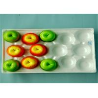 Buy cheap Food Grade Shockproof Apple Storage Trays 14 Cells With Soft Foam Roll Protecting from wholesalers