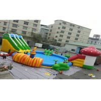 Big Business Inflatable Water Parks