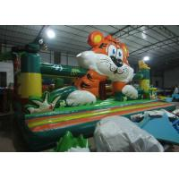 Wholesale Inflatable tiger bouncer / Tiger belly inflatable bouncer / new inflatable tiger bouncer from china suppliers
