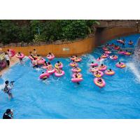 Wholesale Fast Flowing Lazy Water Pools Customized Giant Family River For All Ages from china suppliers