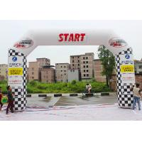 Wholesale Outdoor Custom Inflatable Arch PLD - SA With Lighting System / Banners from china suppliers