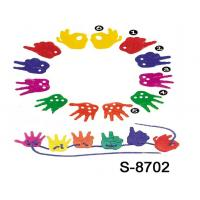 Wholesale Toy, Educational Toys, Teaching Aid, School Toys, Plastic Toys, Play Hand (S-8702) from china suppliers