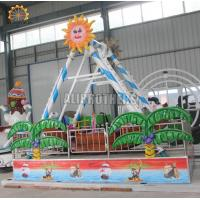 Wholesale 380 V Mini Pirate Ship Ride 45 Degree Swing Angel 5.5 * 4.5 * 3.5 Meter from china suppliers