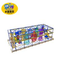 Wholesale High Hexagon Rope Playground Equipment Adventure Park For Shopping Mall from china suppliers