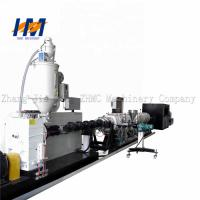 Wholesale Agriculture Plastic Pipe Extrusion Line , Plastic Tube Extrusion Machine from china suppliers