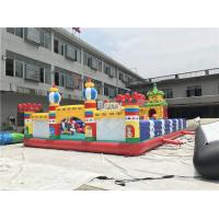 Wholesale Commercial Inflatable Playground Amusement Park Bouncer Slide For Kids from china suppliers